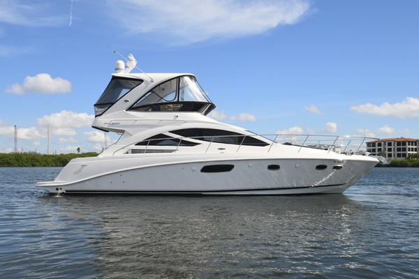 45' Sea Ray 450 Sedan Bridge 2012 | Sea Horse