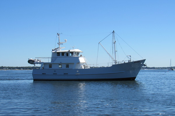 Picture Of: 75' Washburn & Doughty 2002 Yacht For Sale | 1 of 49