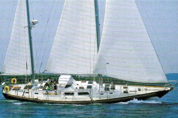 Hinckley 59' Sou'wester 1991