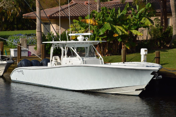 42' Yellowfin 42 Offshore 2014 | Yellowfin 42 Offshore
