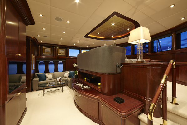2005 Trinity Yachts 161' Motor Yacht ZOOM ZOOM ZOOM | Picture 4 of 32