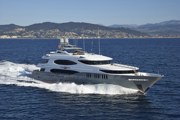 photo of 161' Trinity Yachts Motor Yacht 2005