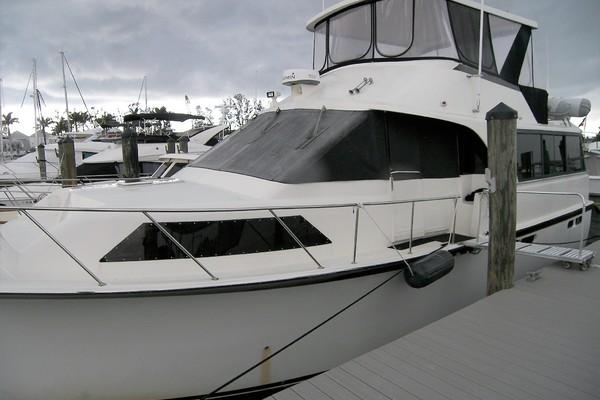 48' Ocean Yachts 48 Motor Yacht 1989 | Lady Avalon