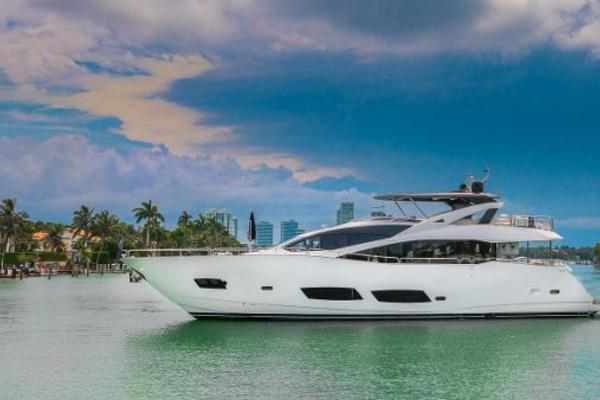 92' Sunseeker 28m Yacht 2015 | Future