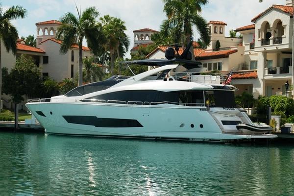 86' Sunseeker 86 Yacht 2018 | ALEXA