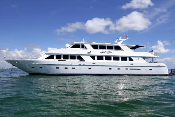 100' Hargrave  2001 | Sea Star