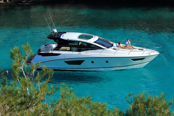 46' Beneteau Gran Turismo 46 2019 | In Stock