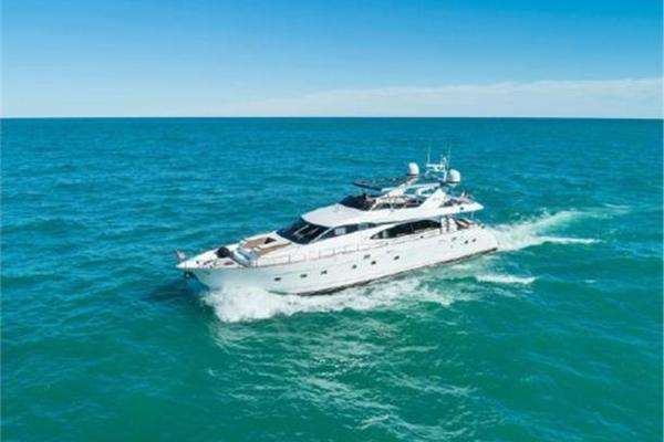 85' Azimut Ultimate 1999 | Elize