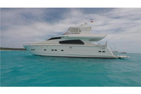 Horizon 65' 2001 | LADY M