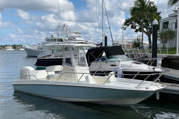24' Boston Whaler 240 Dauntless 2017 | KARMA