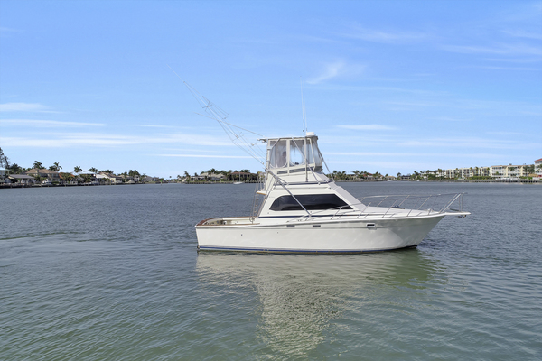 Egg Harbor 35' 35 Sport Fisherman 1986