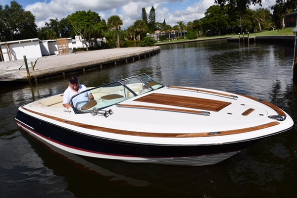 2008Chris Craft 28 ft 28 Corsair