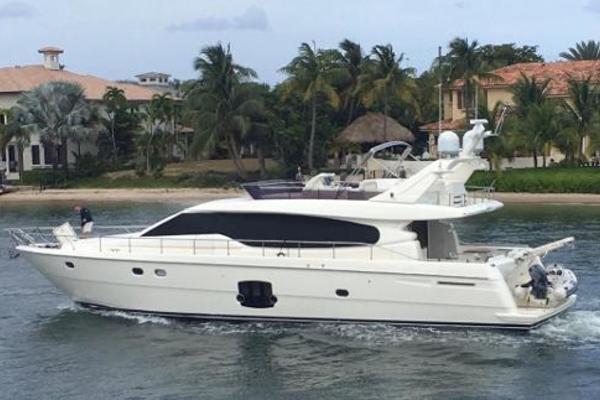 65' Ferretti Yachts 630 2009 | BREAKAWAY