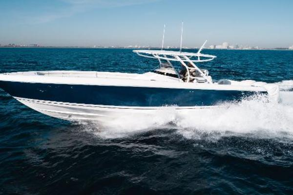 40' Intrepid 400 Center Console 2016 | WILDHARE
