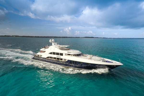 Trinity Yachts 157' 2005 | Rebel