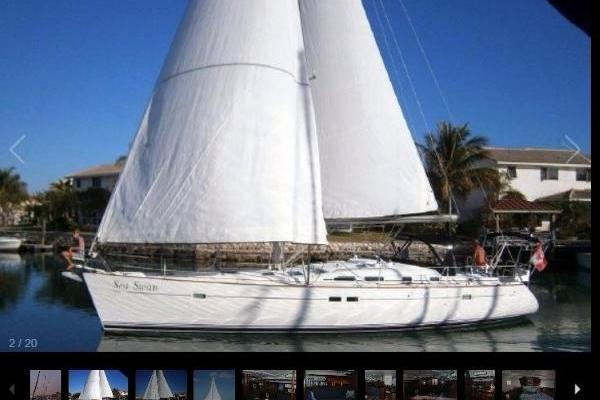47' Beneteau 473 2004 | Sea Swan