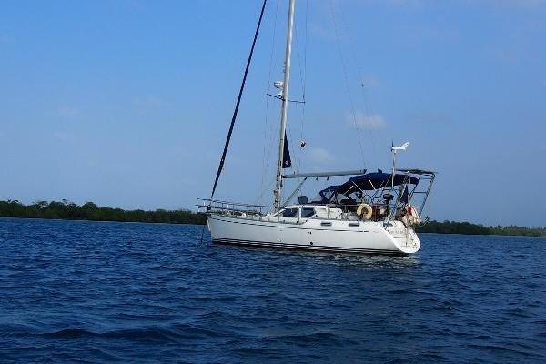 36' Nauticat 37 2003 | Quand Meme Lll