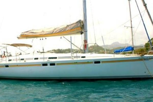 45' Beneteau Oceanis 461 1998 | On Holiday Again