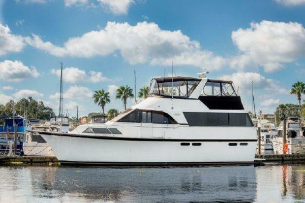 48' Ocean Yachts 48 1990 | Friedle's Ocean