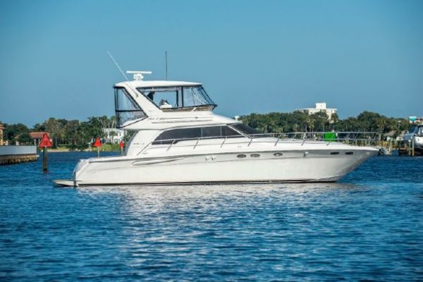 48' Sea Ray 480 1998 | Obsession