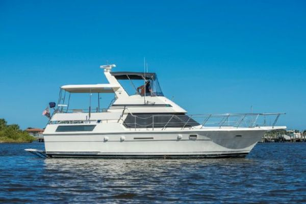 40' Hatteras 40 Double Cabin 1990 | Waterscape