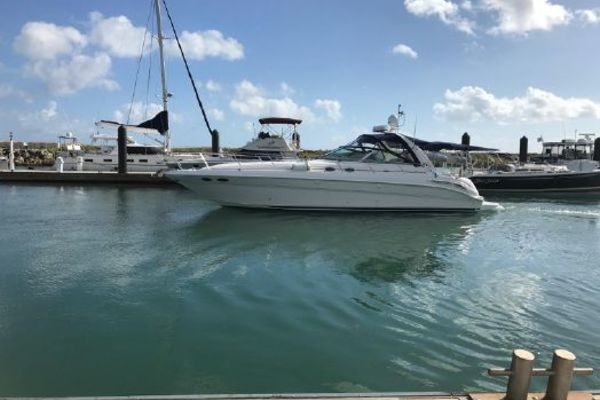 41' Sea Ray 410 Sundancer 2002 | Keywasted