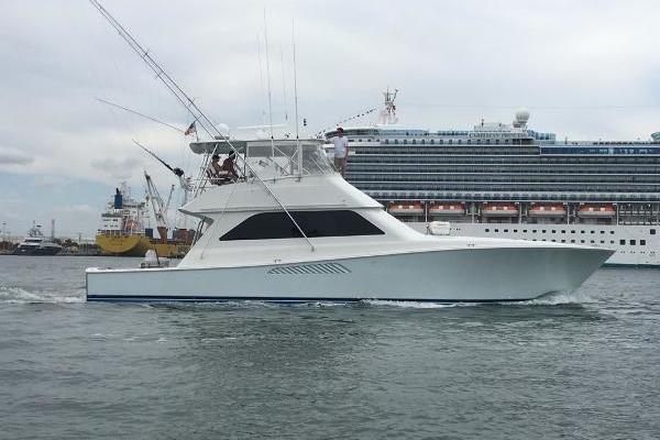 Picture Of: 55' Viking Convertible 2000 Yacht For Sale | 2 of 52