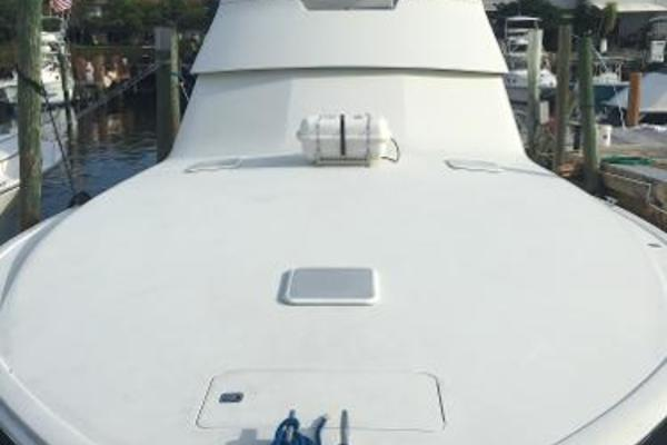 Picture Of: 55' Viking Convertible 2000 Yacht For Sale | 4 of 52