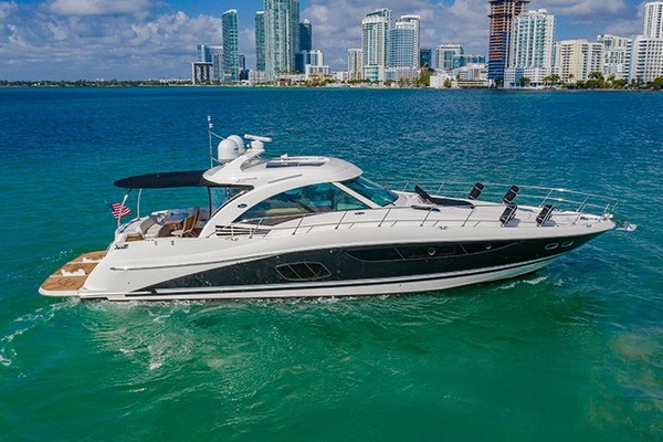 61' Sea Ray 610 Sundancer 2013 | Maxx Knobs