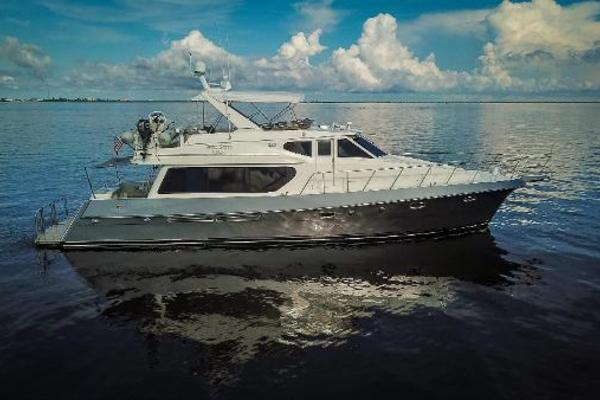 62' Mckinna Pilothouse 1999 | Three Salty Girls