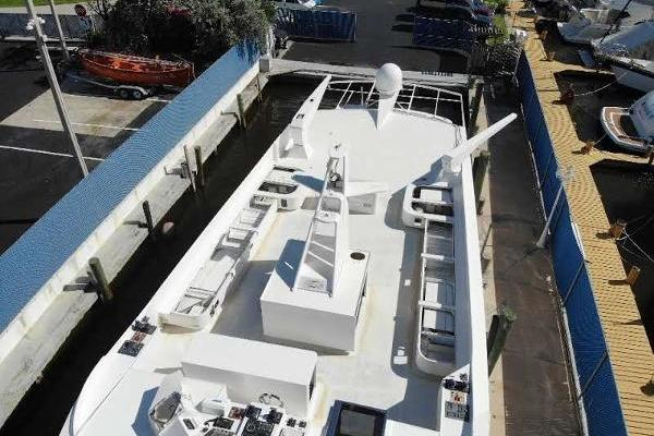 1986 Denison 118' Raised Pilothouse BLUE OCEANS | Picture 5 of 32