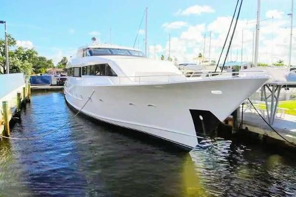 118' Denison Raised Pilothouse 1986 | BLUE OCEANS