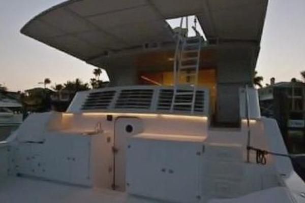 1986 Denison 118' Raised Pilothouse BLUE OCEANS | Picture 6 of 32