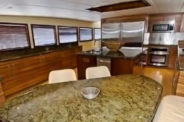 1986 Denison 118' Raised Pilothouse BLUE OCEANS | Picture 3 of 32