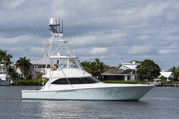 50' Viking Convertible 2009 | Hammer Time