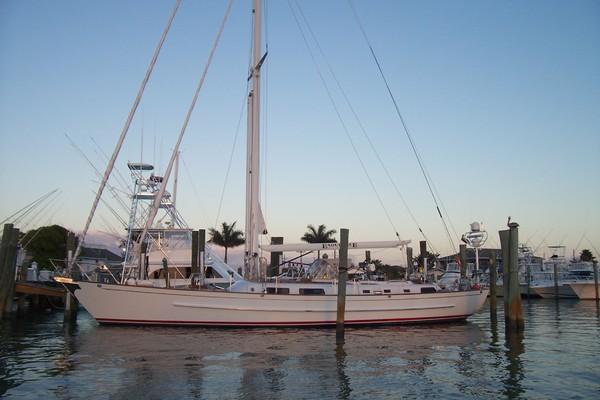 Tyler Boat Company 62' 1986 | ENDURANCE