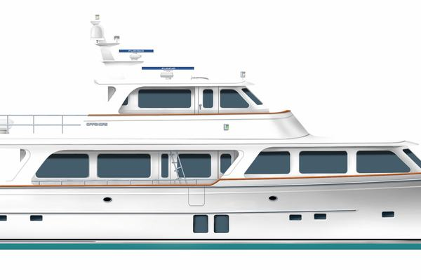 85' Offshore Yachts Motoryacht 2020 | New Build 85 To 90 Voyager