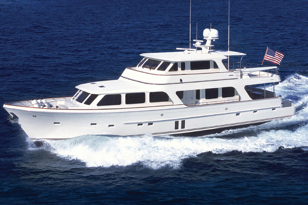 2020 Offshore Yachts 85' Motoryacht  | Picture 3 of 14