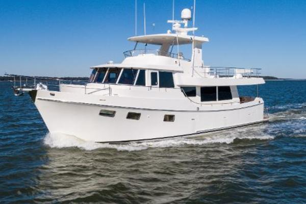 60' Ocean Alexander 60 Trawler0 2010 | Voyager