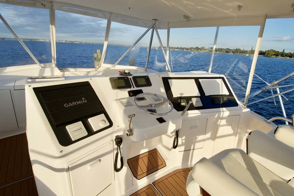 2006 Ocean Yachts 57' 57 SS Deliverance | Picture 5 of 46