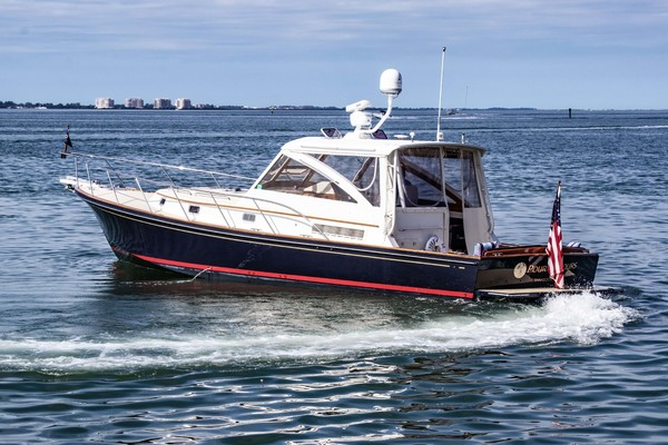 2003Hinckley 40 ft Little Harbor WhisperJet   Pour Toujuors