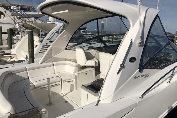 2010Sea Ray 37 ft 370 Sundancer