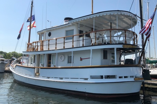 Picture Of: 72' Chesapeake Chesapeake Buy Boat 1928 Yacht For Sale | 2 of 21