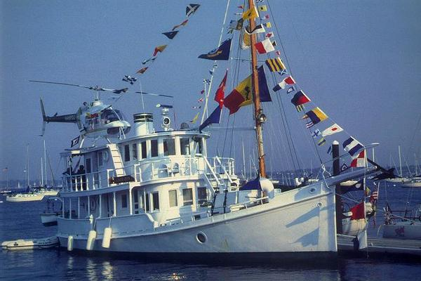 1928 Chesapeake 72' Chesapeake Buy Boat COASTAL QUEEN | Picture 4 of 21