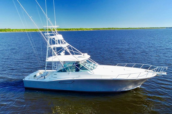 45' Cabo 45 Open Express 1998 | Ghost Rider
