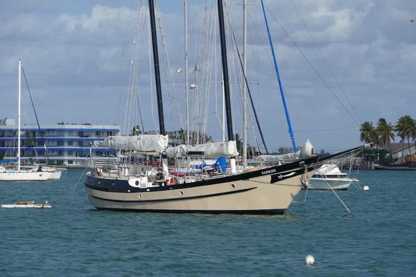 80' Atlantic Tallship Schooner  1984 | Yankee
