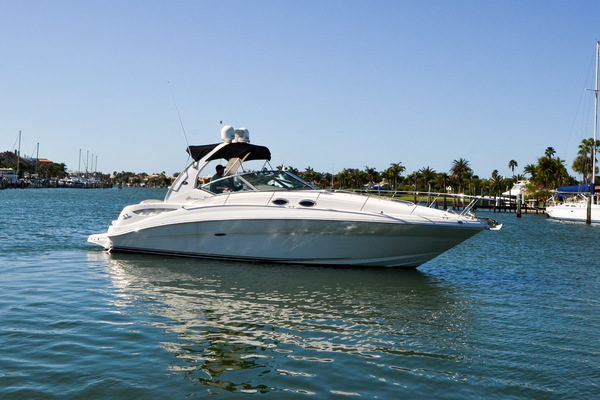 35' Sea Ray 320 Sundancer 2004 | Miss Jamie