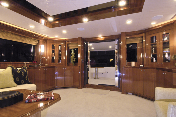 Picture Of: 74' Ocean Alexander 2009 2009 Yacht For Sale | 3 of 55