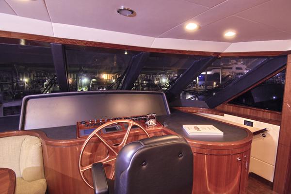 2009 Ocean Alexander 74' 2009 HATT TRICK   Picture 1 of 55