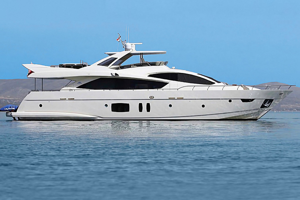 Picture Of: 93' Astondoa 96 GLX 2009 Yacht For Sale | 1 of 28